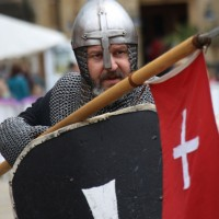 Getting Medieval on you