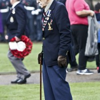The old soldier